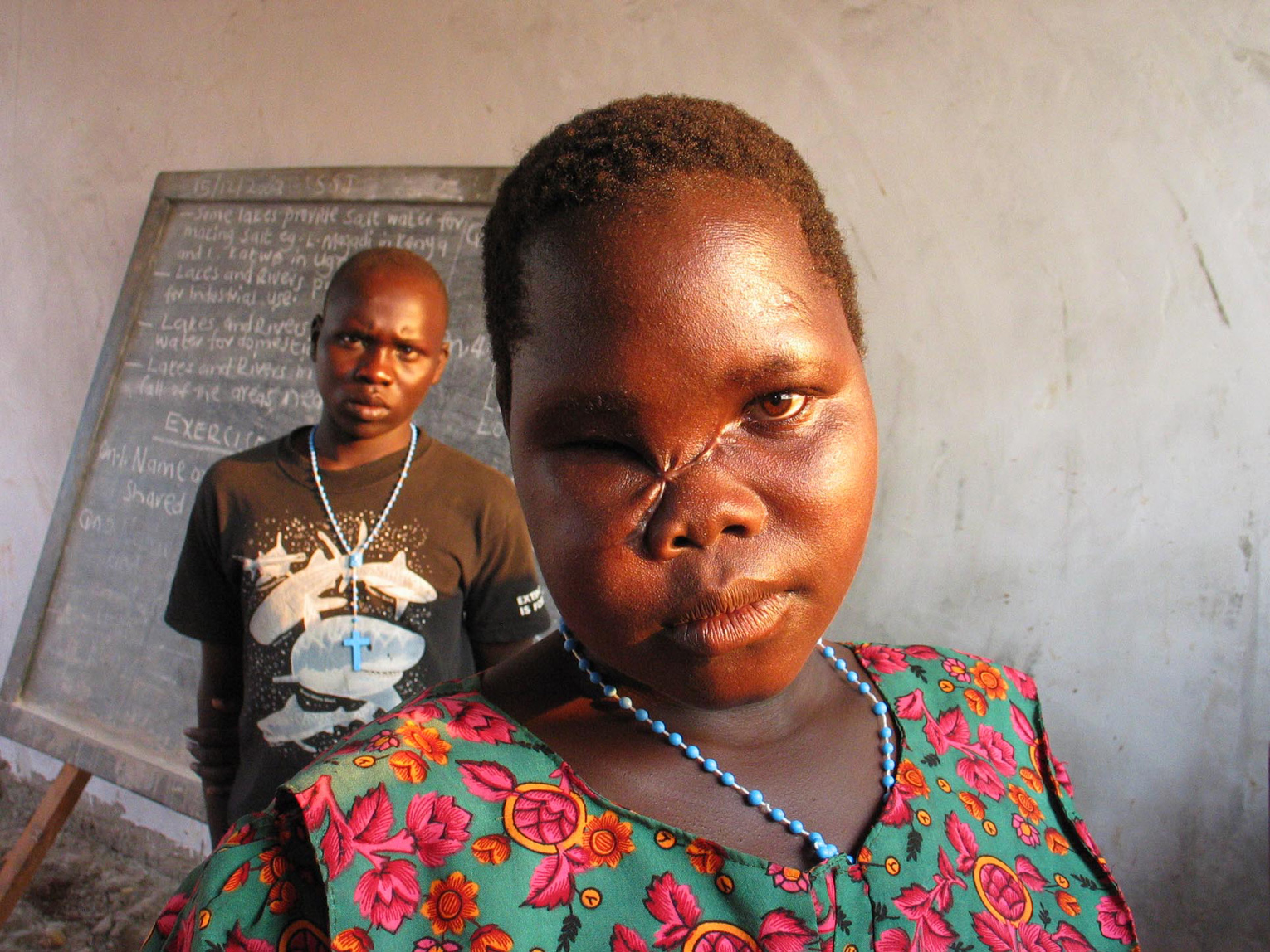 Former child soldiers stories dispatches